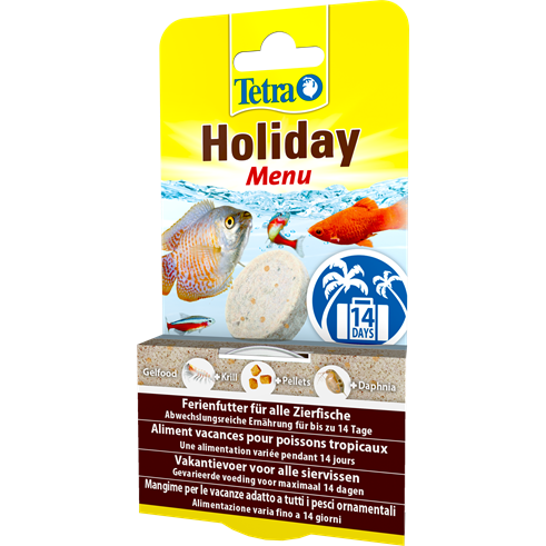 Tetra Holiday Menu 30g